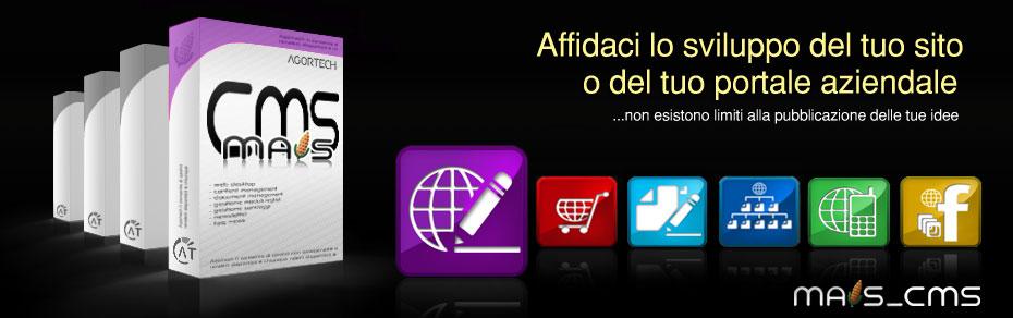 sviluppo siti e portali aziendali